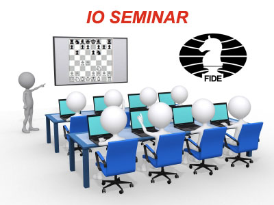 List of Lecturers for FIDE International Organizer Seminars