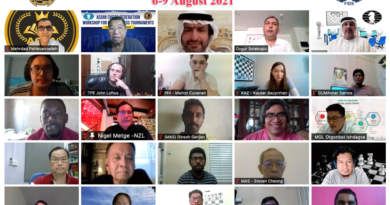 Results of FIDE IOs II. Online Seminar with Asian Chess Federation