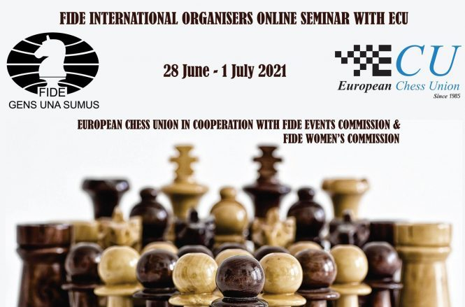 Results of FIDE IOs Online Seminar with ECU